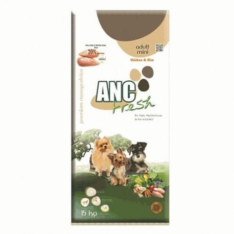 PIENSO ANC FRESH ADULT-MINI