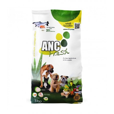 PIENSO ANC FRESH ADULT-SENSITIVE