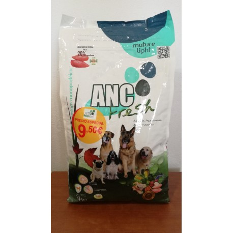 PIENSO ANC FRESH MATURE LIGHT 3kg