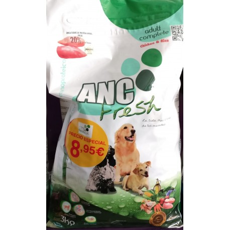 PIENSO ANC FRESH ADULT-COMPLETE