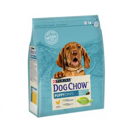 PIENSO DOG CHOW PURINA PUPPY POLLO 2,5 Kg
