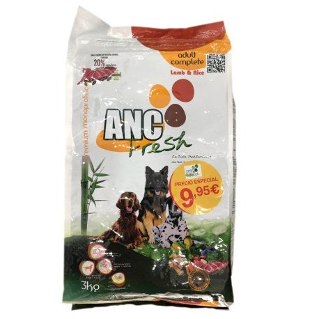 PIENSO ANC FRESH ADULT - COMPLETE