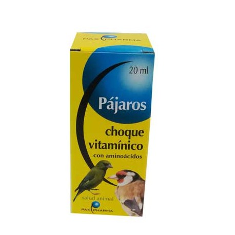 CHOQUE VITAMINICO