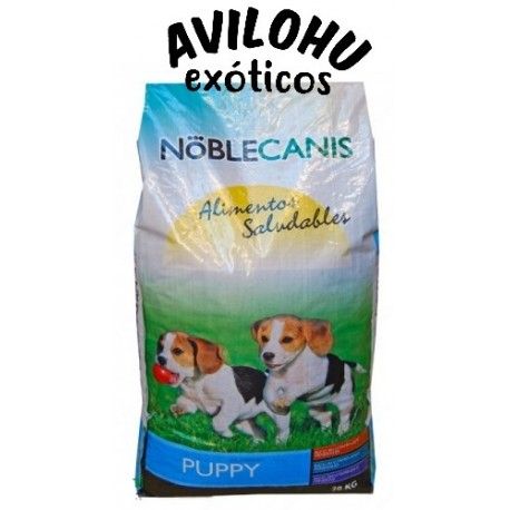 PIENSO CACHORROS NOBLE CANIS 20Kg